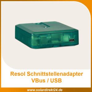 Resol VBus/USB