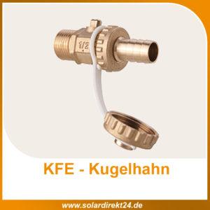 KFE-Kugelhahn