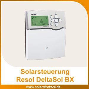 Solarregler Resol DeltaSol BX